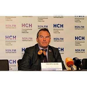 В Совфеде рассказали, как нормализовать конфликт в Донбассе за несколько месяцев
