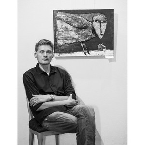 """Выставка живописи """"Эффект жёлтой бабочки"""" в новосибирском Центре искусств"""