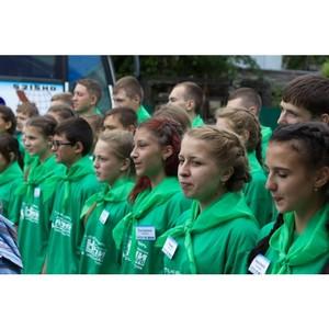 При поддержке ОНФ в Алтайском крае стартовала детская экологическая экспедиция