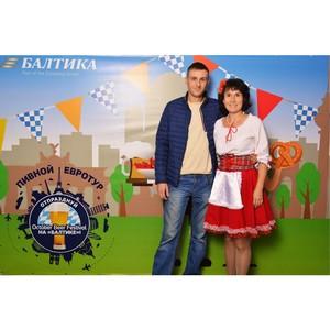 Более 140 человек посетили October Beer Festival на заводе «Балтика-Самара»