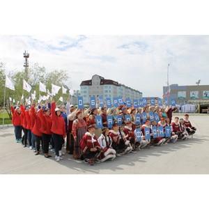 Активисты ОНФ в Ненецком автономном округе поздравили земляков с Днем России