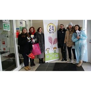 Активисты ОНФ в Санкт-Петербурге приняли участие в акциях по борьбе с туберкулезом