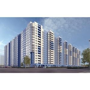 Активное строительство новых секций жилого комплекса «Иллидиум 2»