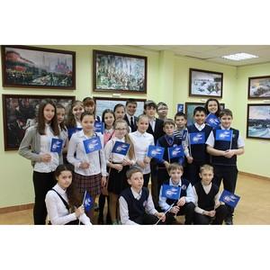 В Уфе открылась выставка «Россия. Подвиг народа»