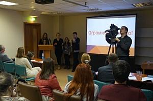 Предприниматели Заполярья выдали гранты на 2015 год.