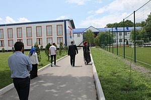 Активисты Народного фронта в Чечне проводят мониторинг готовности детских лагерей к летнему сезону