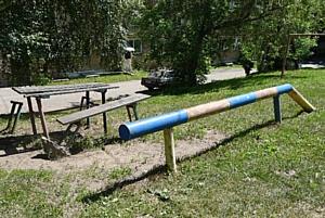Активисты ОНФ проверили состояние детских площадок в Челябинской области