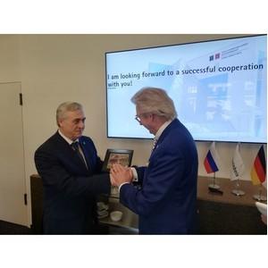 УРГЭУ и университет Штайнбайс подписали меморандум о сотрудничестве