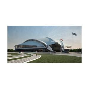 Определены лучшие проекты зданий из металла