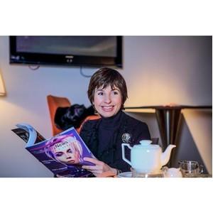 В ресторане «The French Cafe» прошел традиционный beauty-завтрак журнала The Beauty News