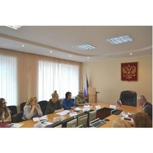 Управление Росреестра и Челябинская областная нотариальная палата провели рабочую встречу