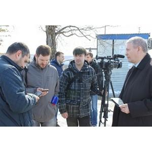 Правительство Приамурья и «Ростелеком» провели качество доступа к сети интернет в рамках проекта УЦН