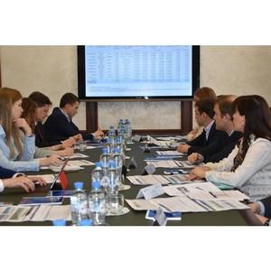 Менеджмент МРСК Центра и Приволжья встретился с аналитиками крупнейших инвестиционных компаний