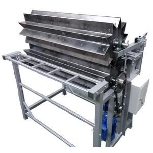 Станок для гофрирования металлической сетки для воздушных фильтров
