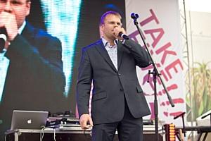Группа Kosheen: «Нам очень понравилась атмосфера вечеринки Юлмарта»