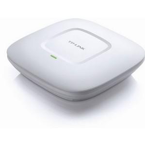 TP-Link на выставке CeBIT 2015: новейшая Wi-Fi точка доступа для помещений класса SMB