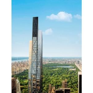 53W53 представляет нью-йоркский центр продаж, созданный по проекту Тьерри Деспонта