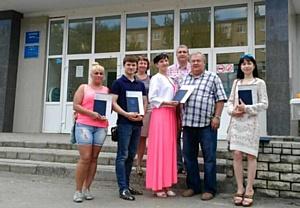 Студентам из Арзамаса вручили дипломы о высшем образовании