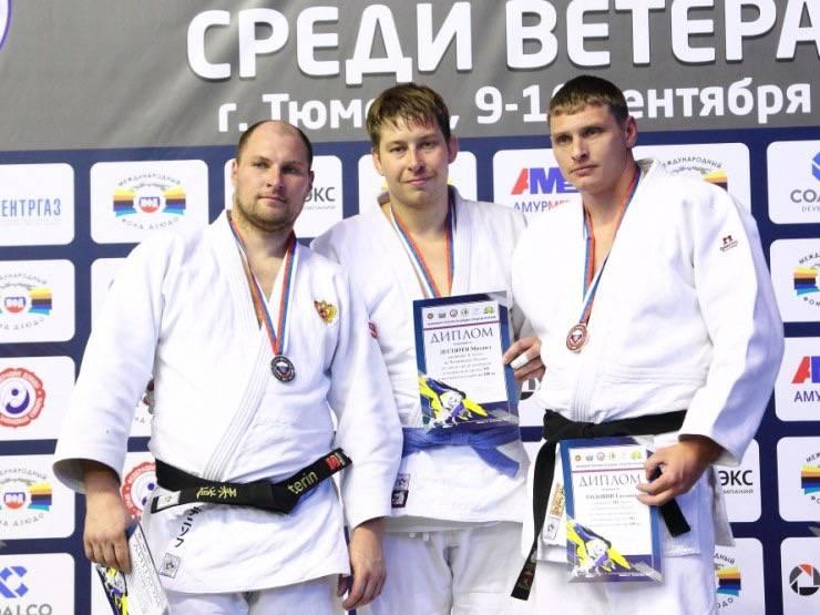 Чемпионат России по дзюдо в Тюмени