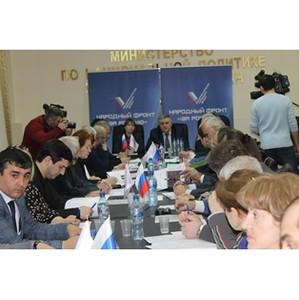 «Фронтовики» обсудили экологические проблемы Дагестана