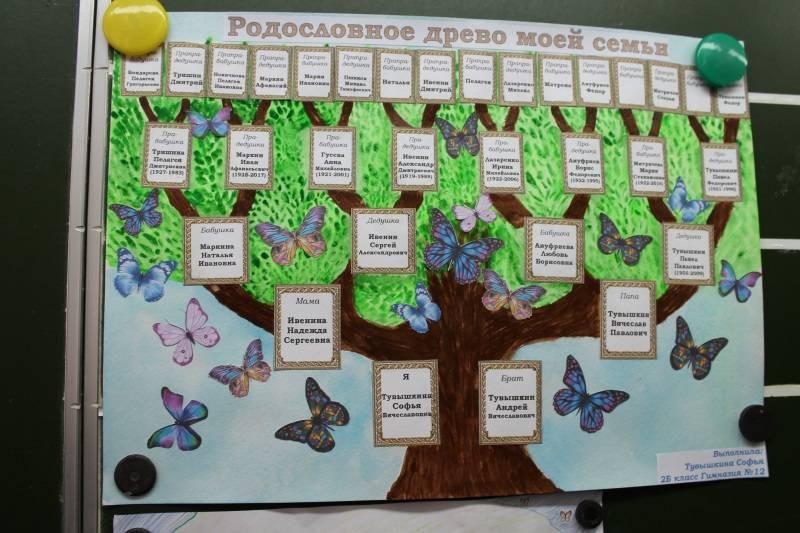 Активисты ОНФ в Мордовии провели акцию «Моя семья – мои истоки»