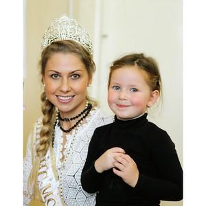 Благотворительная новогодняя акция «Сказка детям!» прошла в Москве.
