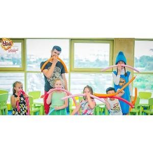 Детский клуб «Ура» в ТРЦ «Аура»: веселые игры и занимательные увлечения
