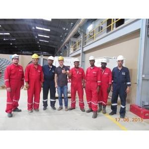 Тренинг по Триол АК01 в Кувейте