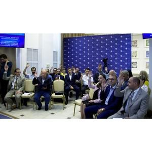 Ќесмотр¤ на санкции, бизнес ≈вразии заинтересован в сотрудничестве в цел¤х устойчивого развити¤