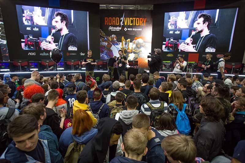iRU – участник главной в России полномасштабной выставки «ИгроМир 2017»