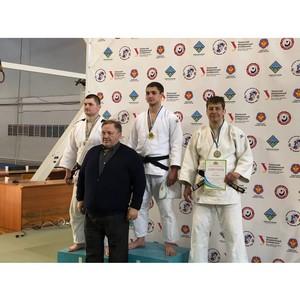 Чемпионат Свердловской области по дзюдо в преддверии Дня Победы