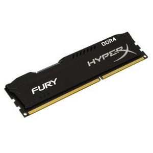 Модули памяти HyperX FURY DDR4 и комплекты повышенной емкости Predator DDR4