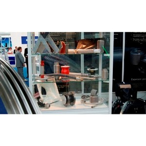Рукава высокого давления и металлорукава «Шлангенз» на выставке «Russia Power»