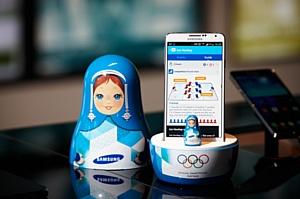 Компания Samsung представила мобильное приложение WOW для болельщиков Зимних Игр 2014 года в Сочи