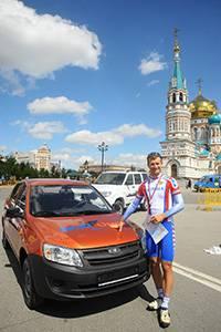 Участниками спортивного праздника «ВелоОмск-2014» стали свыше 2500 человек