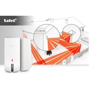 Новые ИК-датчики движения для охраны периметра марки Satel с СВЧ-сенсором и диаграммой «штора»