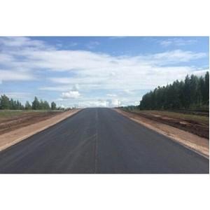 На региональных трассах Оренбургской области выполнена значительная часть работ