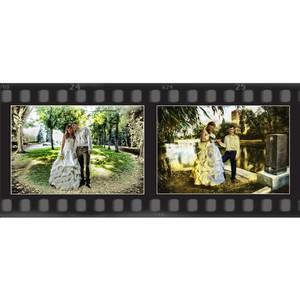 Яркие свадебные фотографии от Евгения Холодовского