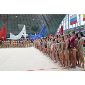 Открытие Чемпионата и Кубка ОГФСО