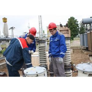 Энергетический студенческий отряд завершил пятый трудовой сезон в филиале «Ивэнерго»