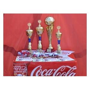Коммуникационное Агентство «Форсайт» поддержало проведение турнира «Кожаный Мяч–Кубок Coca-Cola»