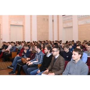 Тамбовэнерго приняло участие в Третьей Всероссийской студенческой научной конференции