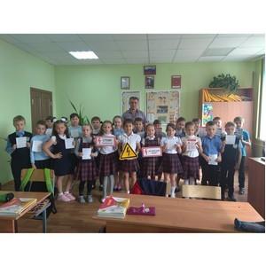 Сотрудники Федеральной Сетевой компании знакомят детей Липецкой области с Энергетикой