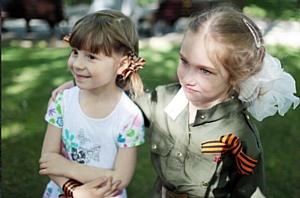 Концерт в Краснопахорске посвящен 72-й годовщине победы в Великой Отечественной войне.