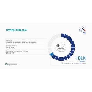 «Нафтатранс» погасил купон по ставке 13,75%