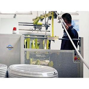 """Технологическое оборудование для производства пластиковых и композитных труб и фитингов """"под-ключ"""""""