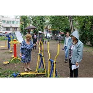 Активисты ОНФ в Амурской области проверили состояние спортивных площадок Благовещенска