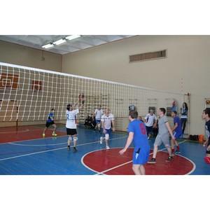 Команда «Т Плюс» стала серебряным призером соревнований по волейболу в Марий Эл