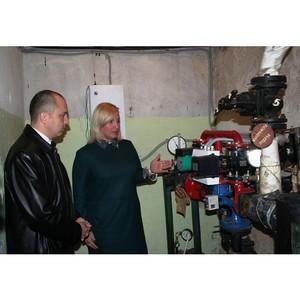 «ЕЭС-Гарант» повышает качество теплоснабжения в бюджетных учреждения Йошкар-Олы