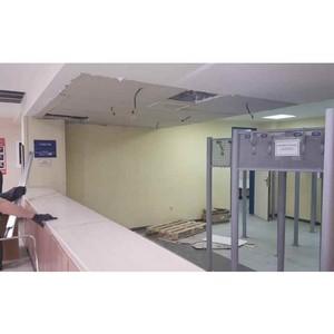 Активисты ОНФ в Югре взяли на контроль устранение последствий подтопления больницы и жилого дома